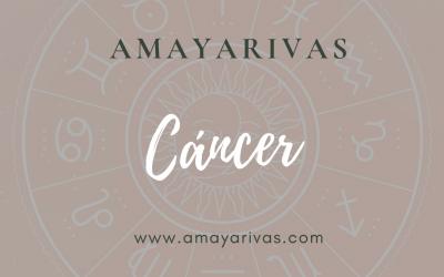 La maternidad y el signo de cáncer