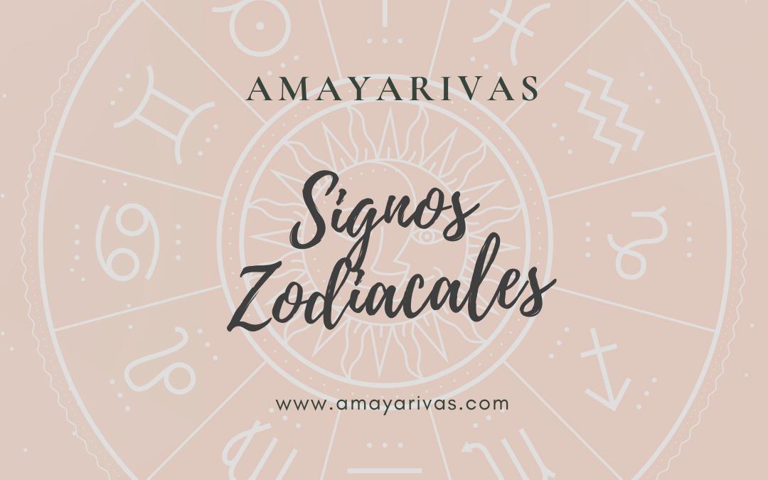 Los Signos Zodiacales y los Cuatro Elementos